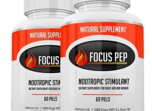 Addrena Focus PEP 2 Pack- Over The Counter ...
